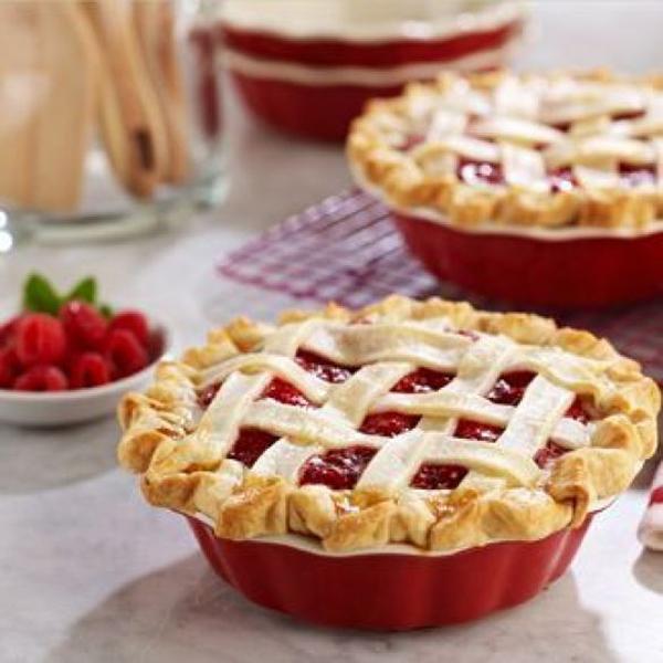 Lattice Top Raspberry Pie