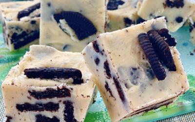Cookies and Cream Fudge