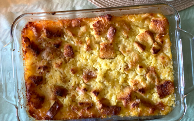 Pineapple Bake: The Perfect Side Dish For Ham!