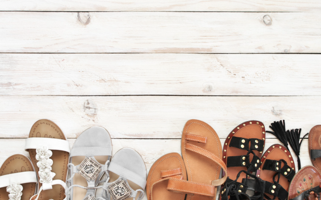 The Best Summer Sandals For The Season!
