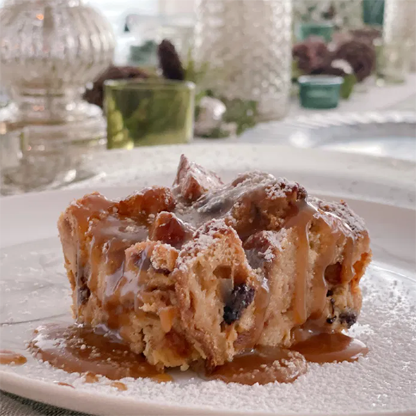 How To Make Bread Pudding With (Most) Any Type Of Bread