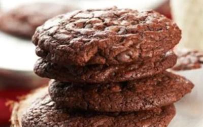 Brownie Chip Cookies