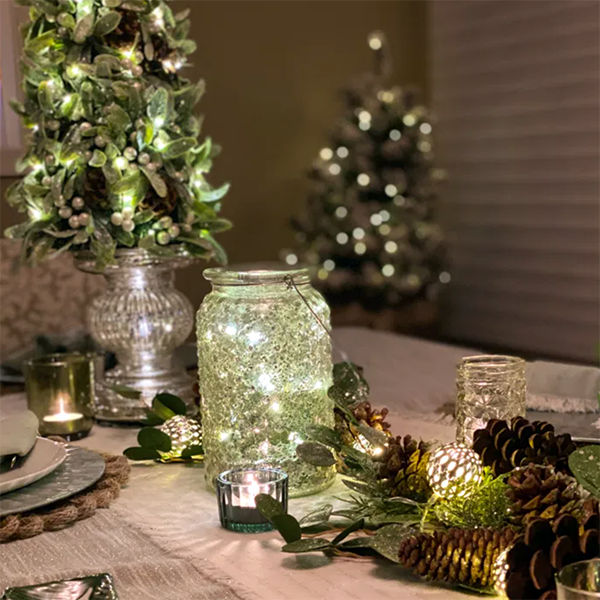 Welcome To My Holiday Dining Room Tour!