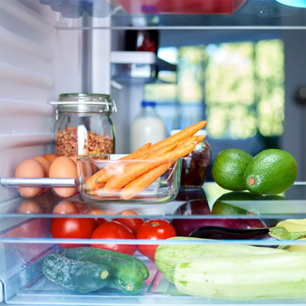 How To Organize Your Refrigerator In The New Year