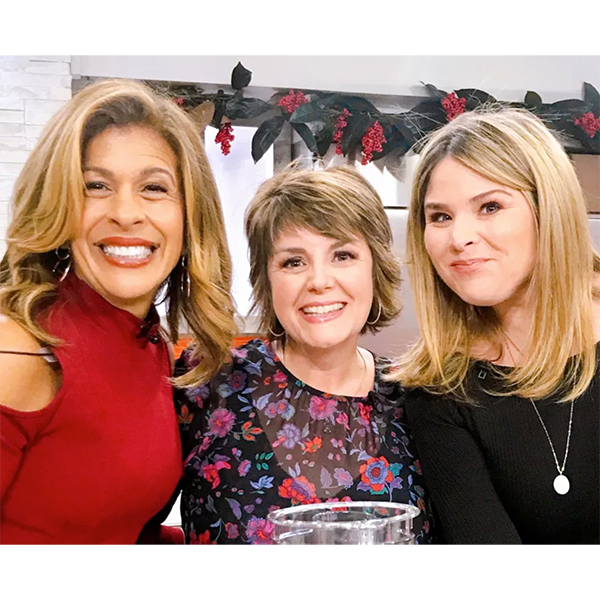 What It's Like To Be On The TODAY Show With Hoda And Jenna