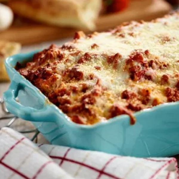 My Three Cheese Baked Ziti Is Pasta Perfection