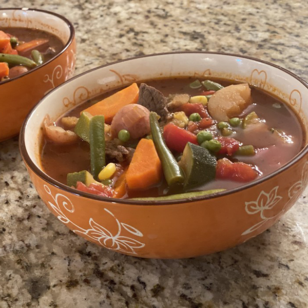 Vegetable Soup Is So Easy To Make