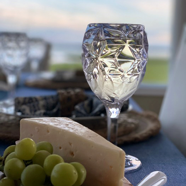 Wonderful Wine and Cheese