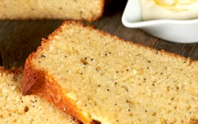 Refreshing Lemon-Poppy Seed Bread