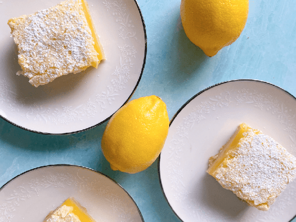 4 Just Jill Lemon Recipes For Spring