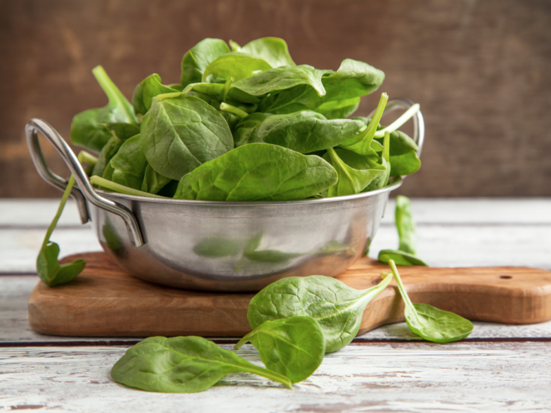 Spinach Recipes To Make This Spring