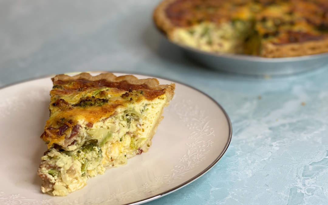 At-Home Brunch Recipes for Easter