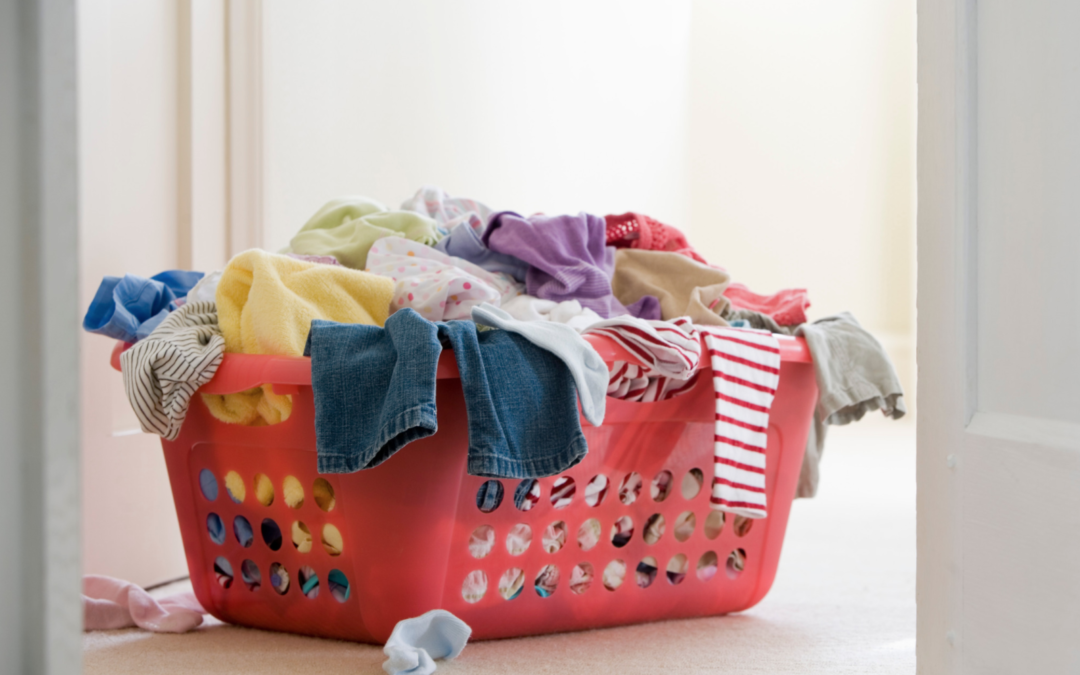 """How To Take The """"Work"""" Out Of Housework"""