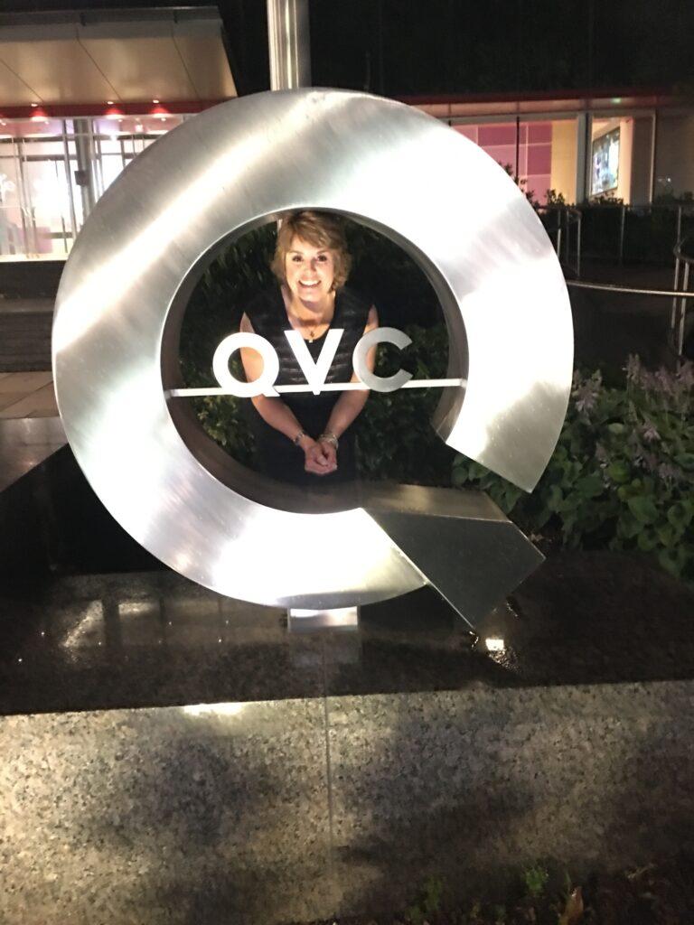 Jill bauer's last night at QVC