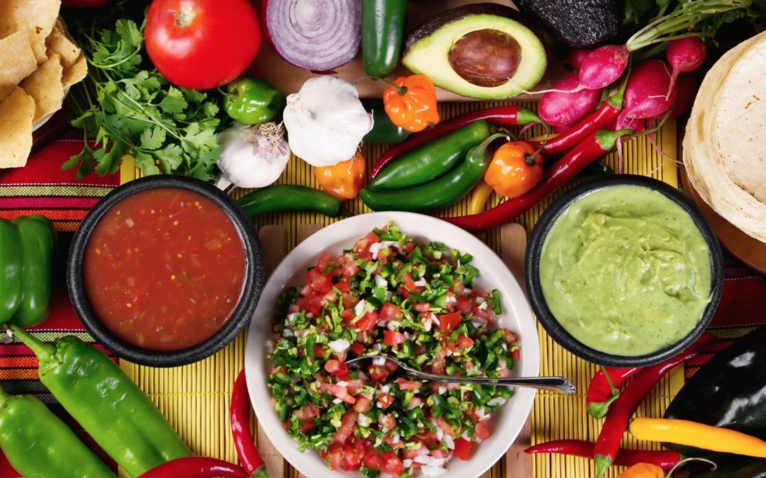 Salsa Recipes To Make on Cinco de Mayo
