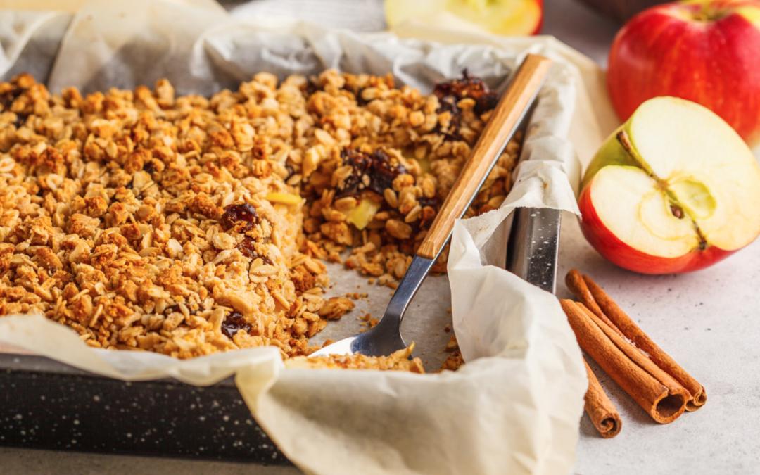 4 Easy-to-Make Apple Dessert Recipes