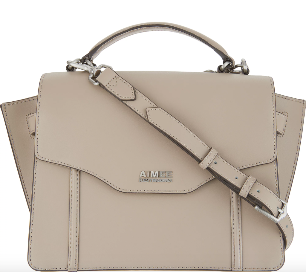 look for less crossbody