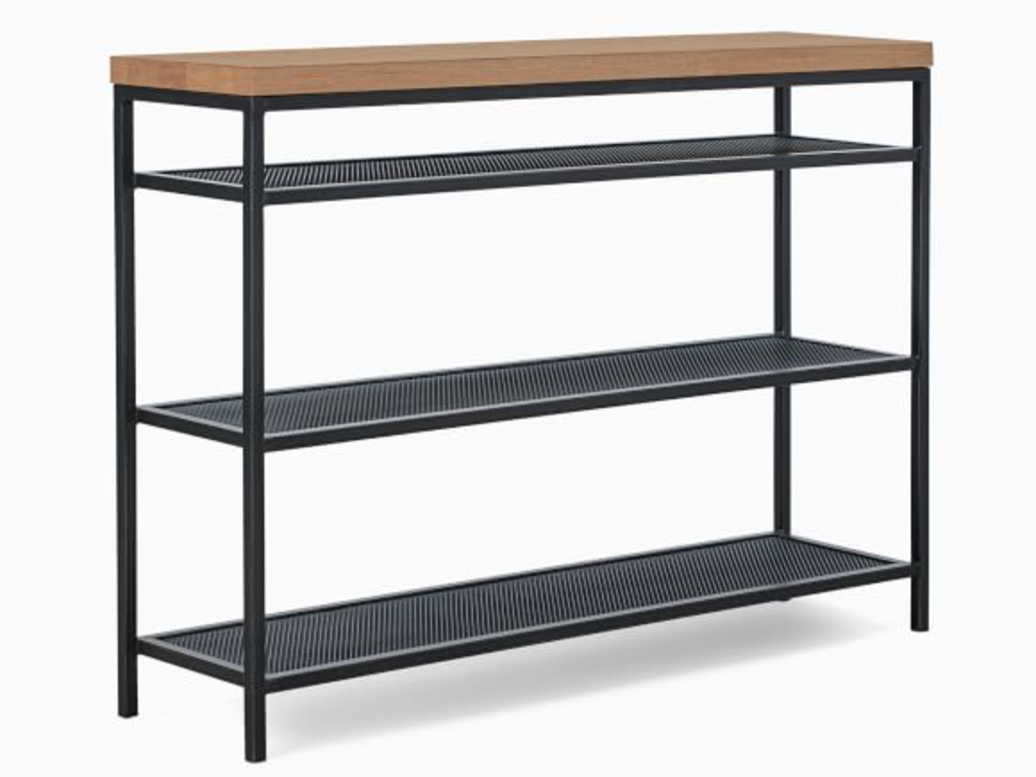 look for less tv console
