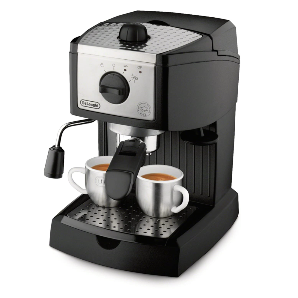 look for less coffee maker