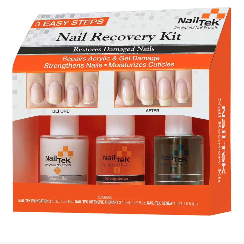 home manicure recovery kit