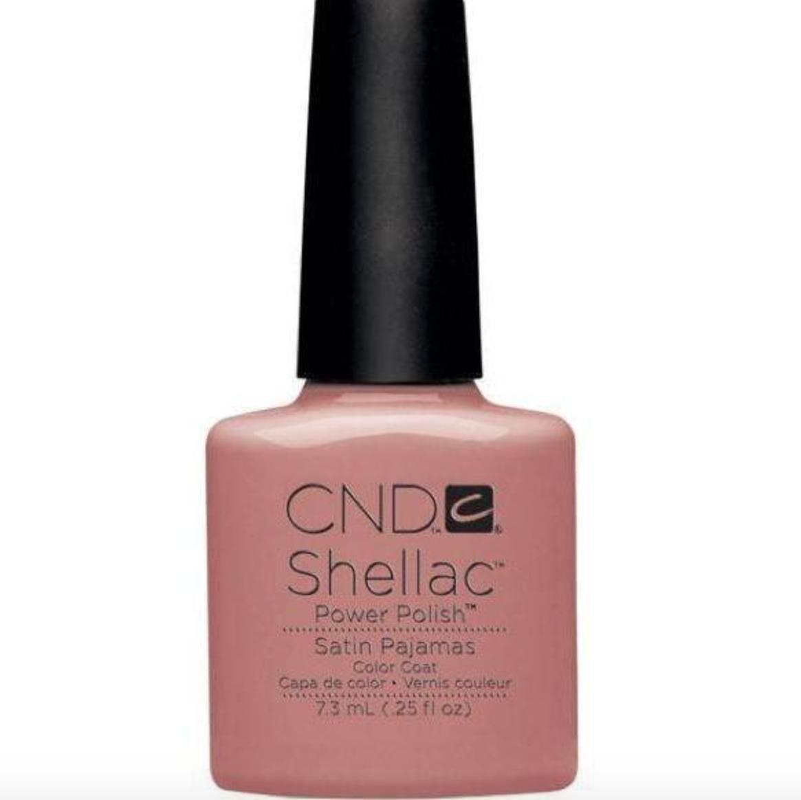 home manicure shellac