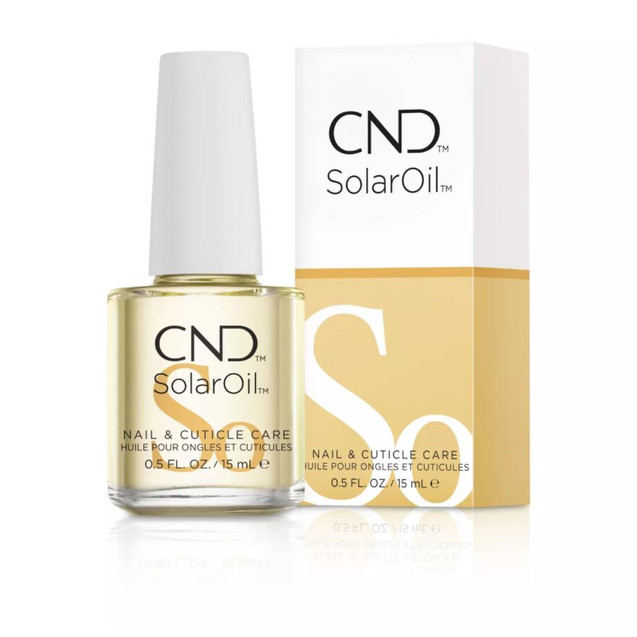 home manicure solar oil