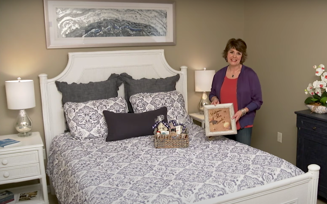How To Give Your Guest Room a Makeover