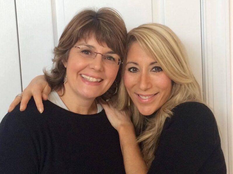 Lori Greiner and Jill BAuer