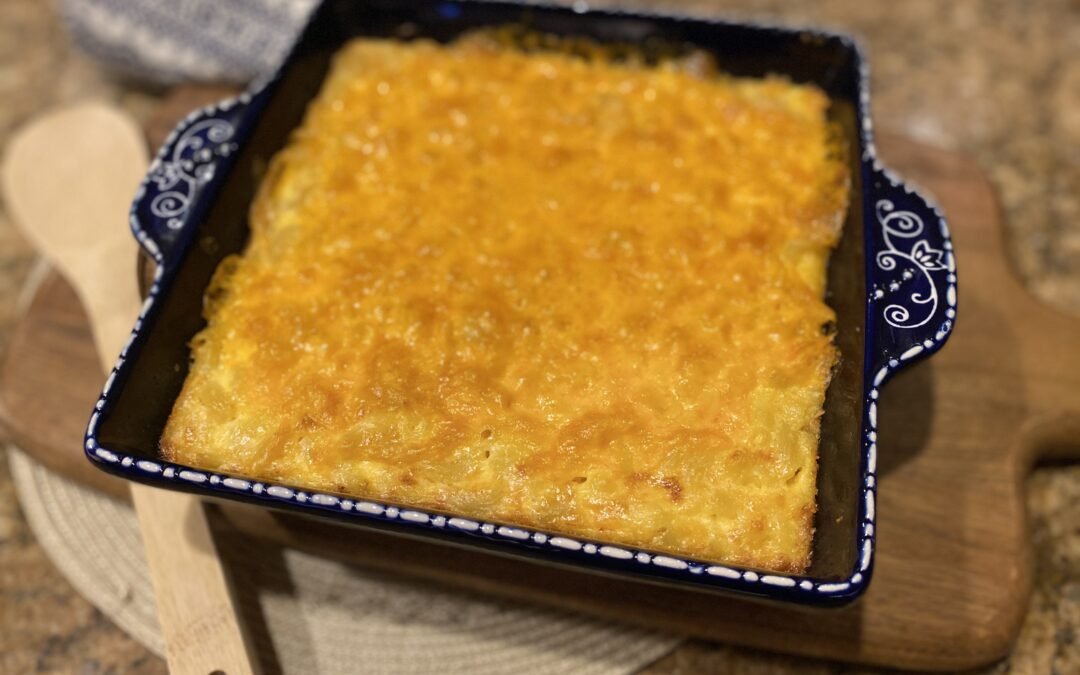 My Family's Favorite Easy Macaroni And Cheese