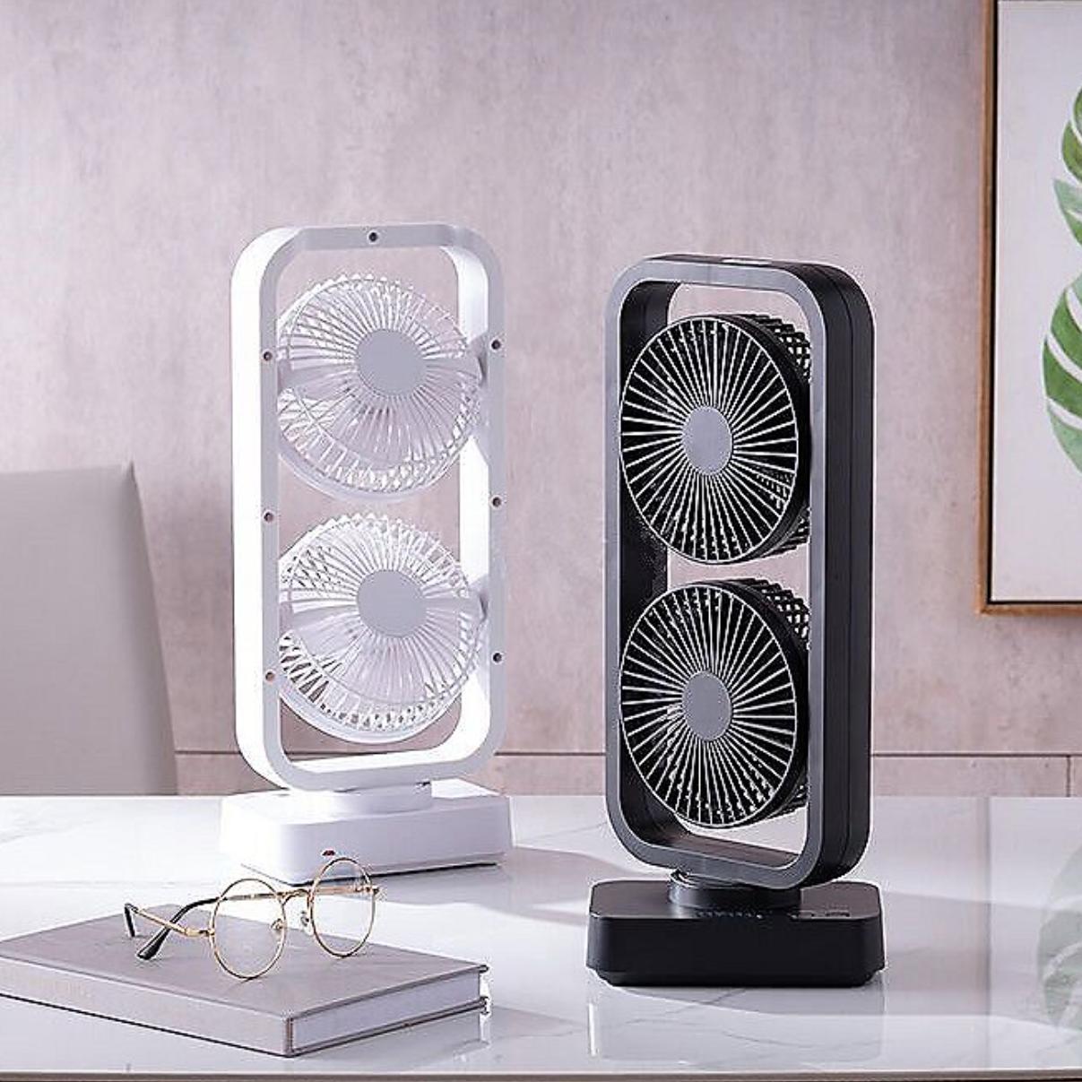 Stay Cool desk fan