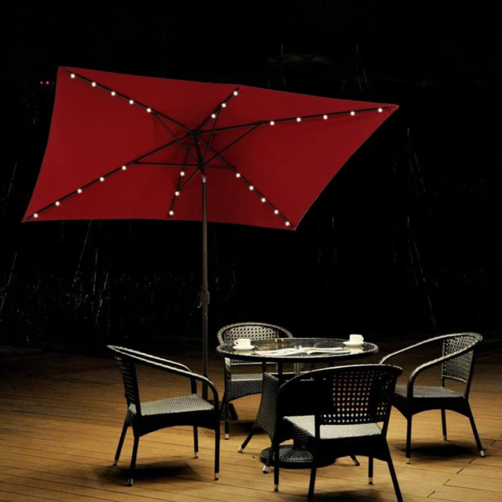 outdoor summer fun patio umbrella