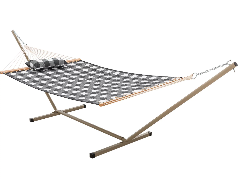 gingham hammock
