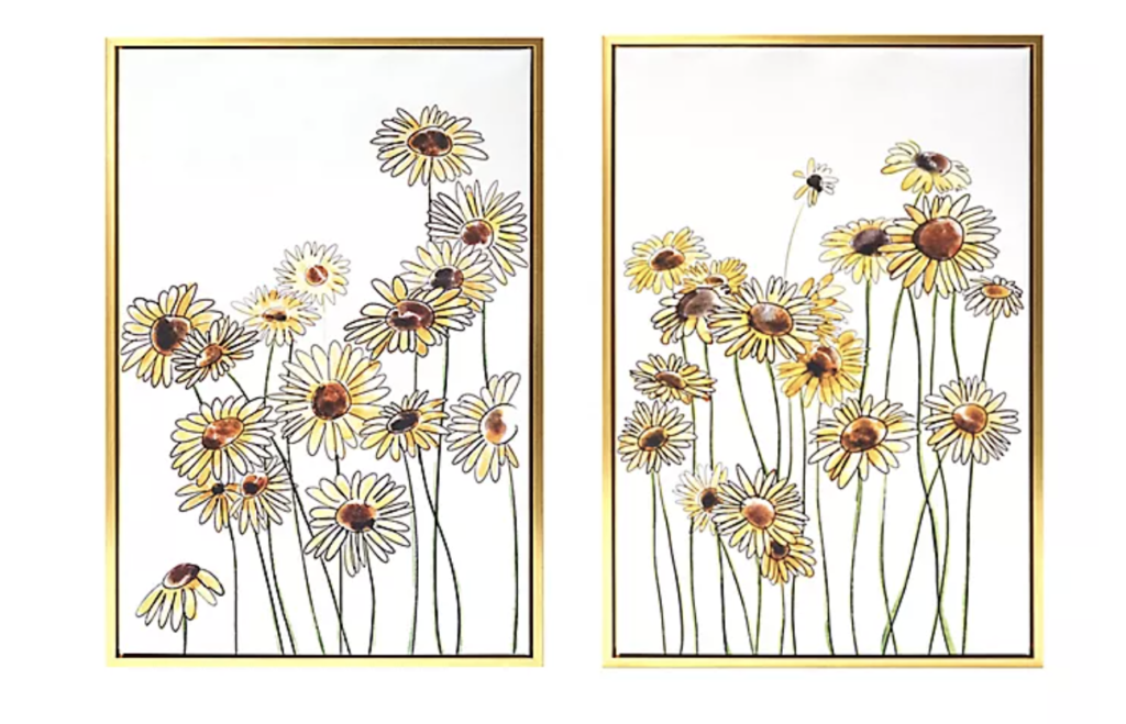 wildflower images for a dorm room