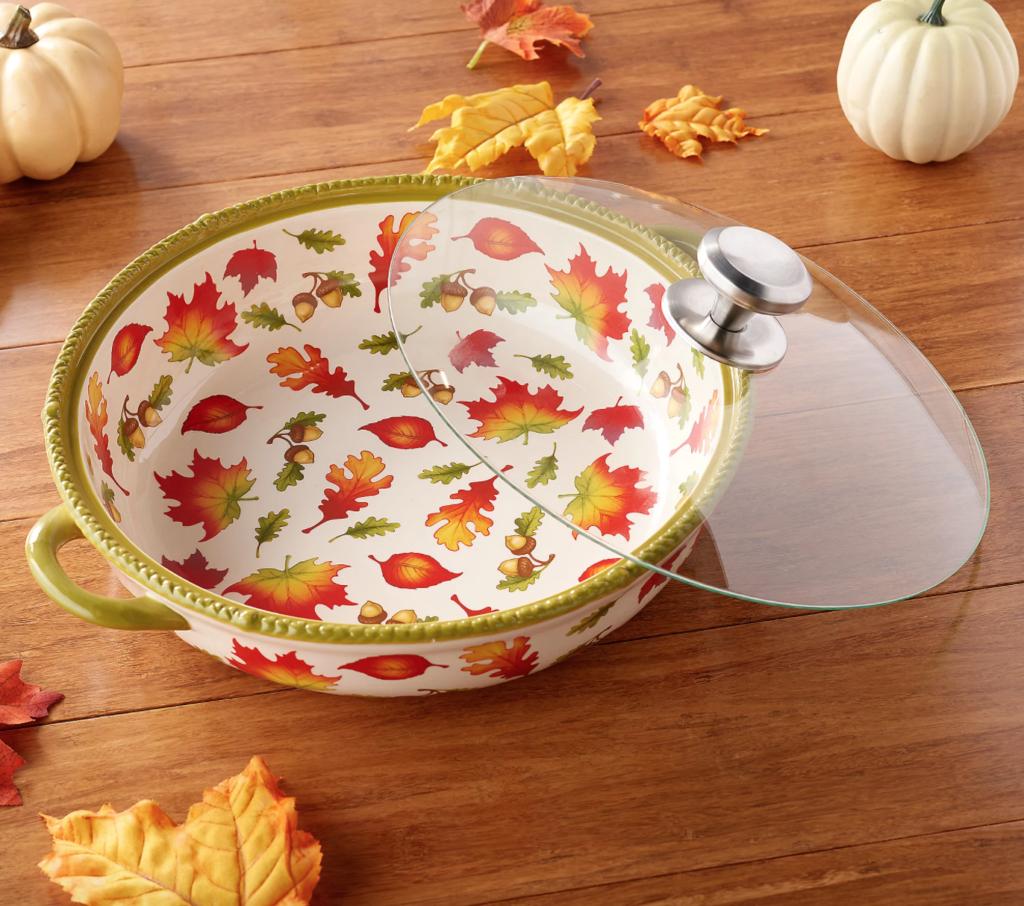 fall clearance baking dish