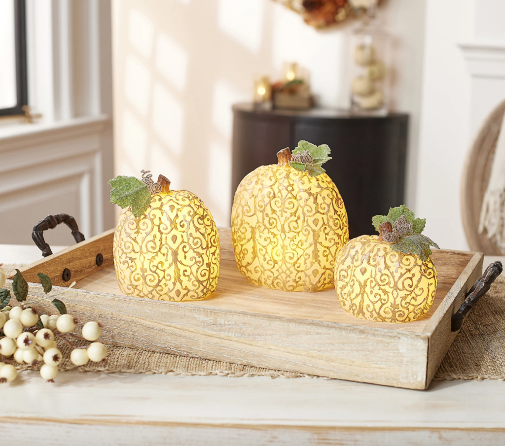 fall clearance wax candles