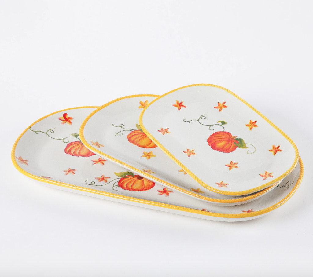 fall clearance dishes