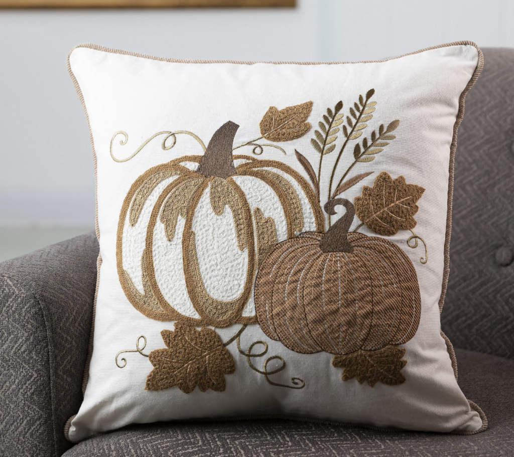 fall clearance throw pillow