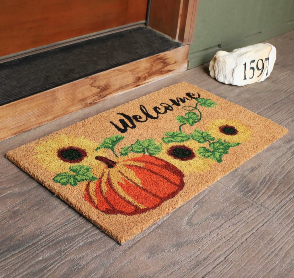 fall clearance mat