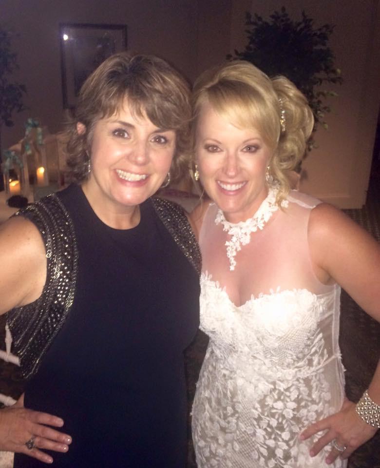 Jill and Tara