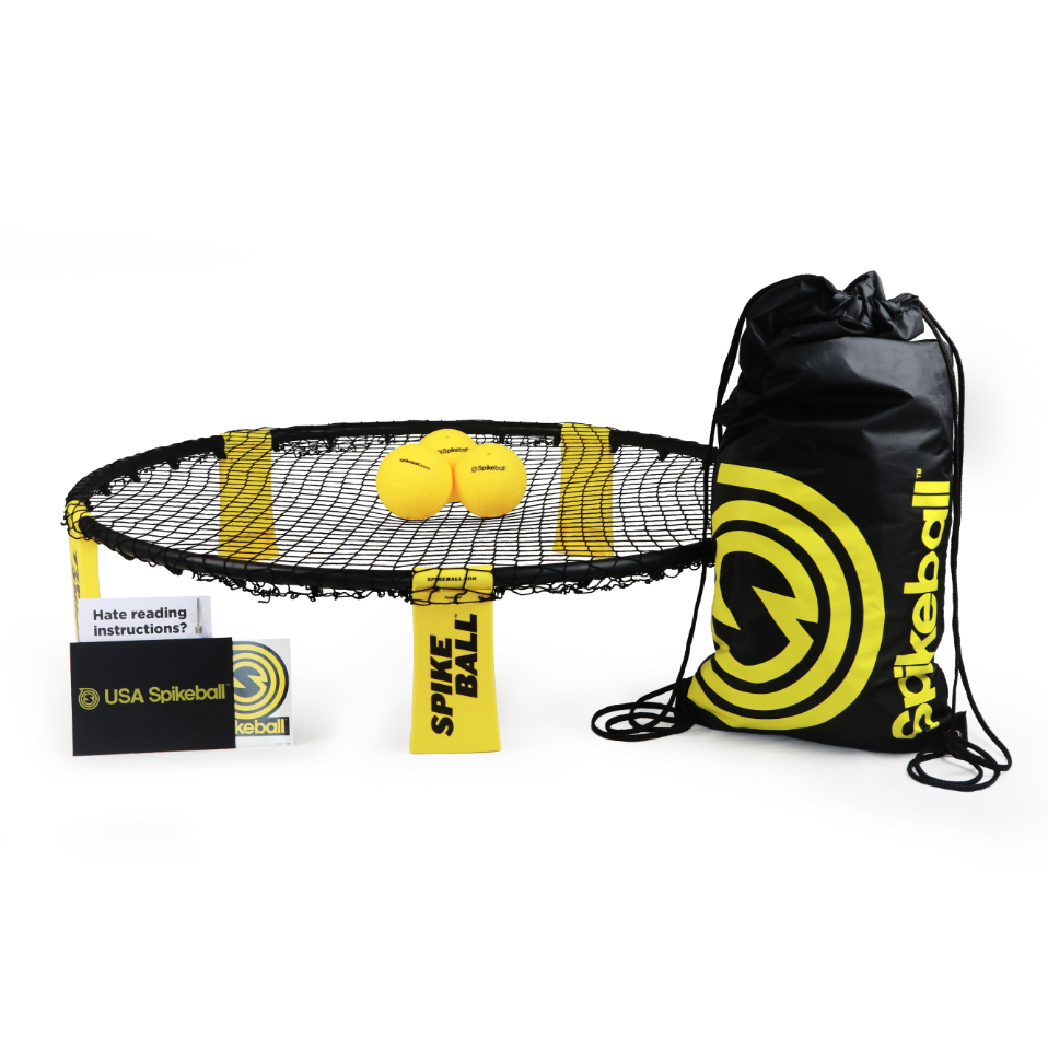 at-home tailgate spikeball