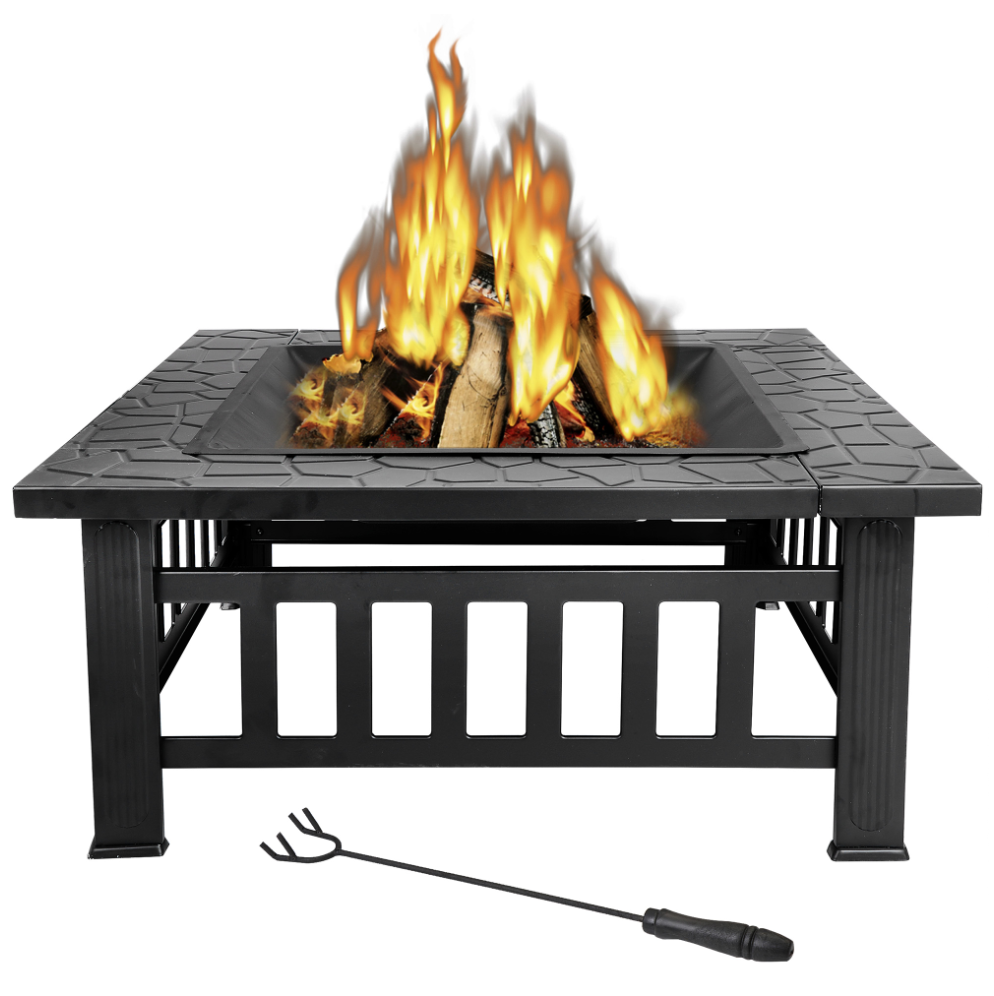 fire pit for fall
