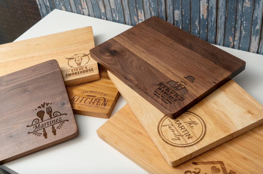 personalized cutting board