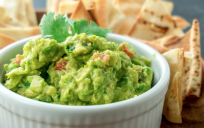 The Easiest 2-Step Guacamole Recipe