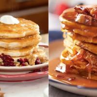 Tasty Pancake Recipes to Make This Fall