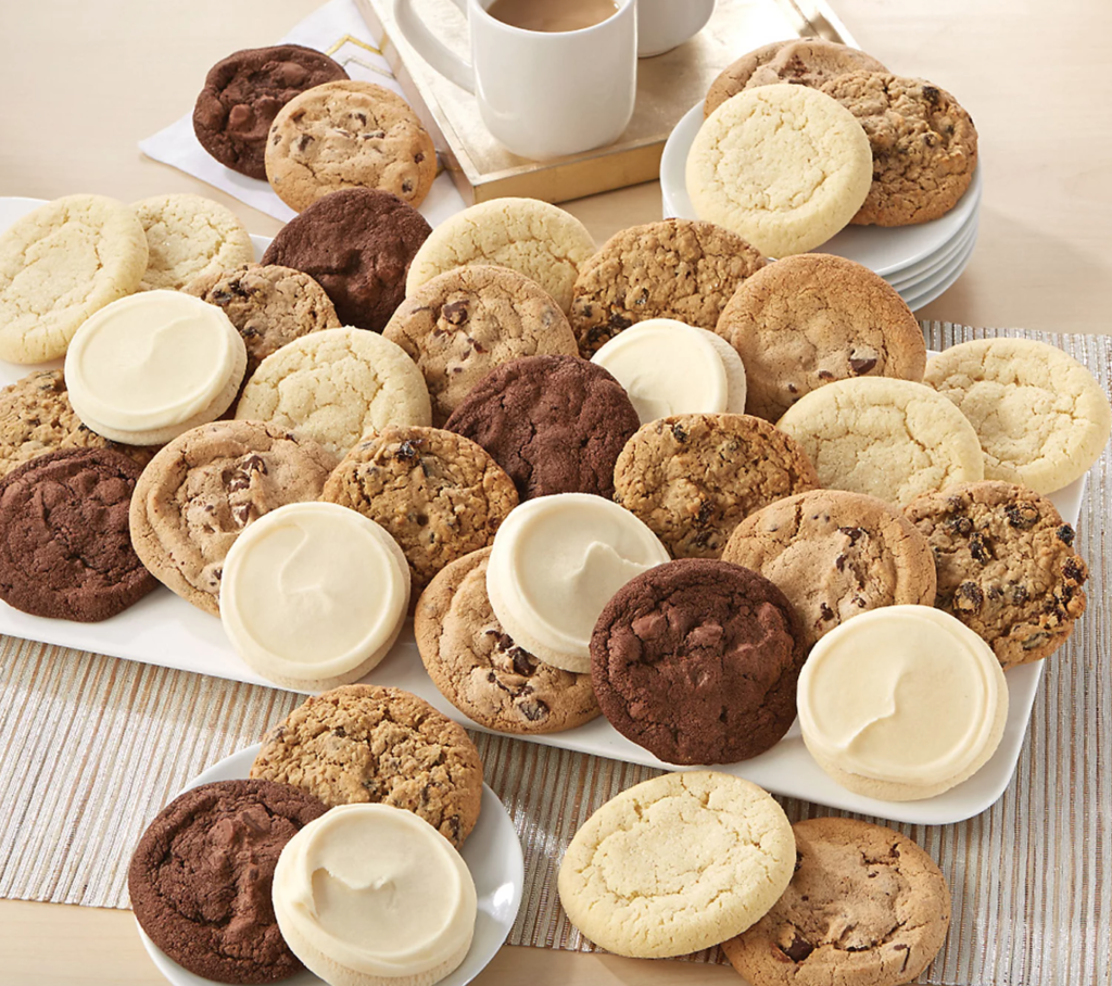 gifts for neighbors cookies