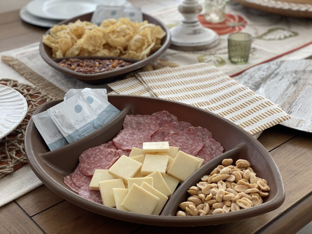 new normal essentials charcuterie