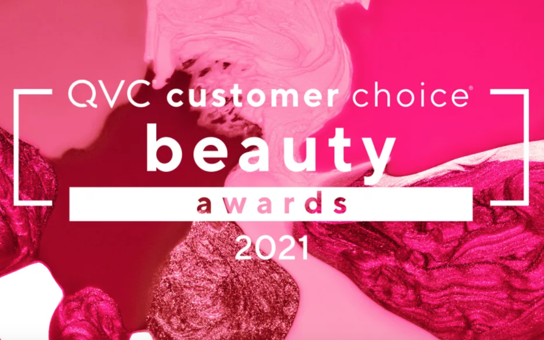 My Favorite Items from QVC's Customer Choice Beauty Awards